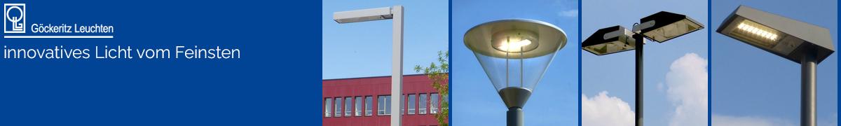 Göckeritz Leuchten - innovatives Licht vom Feinsten